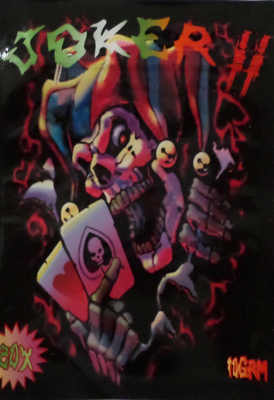 Joker 2 incense 10g 3x pack