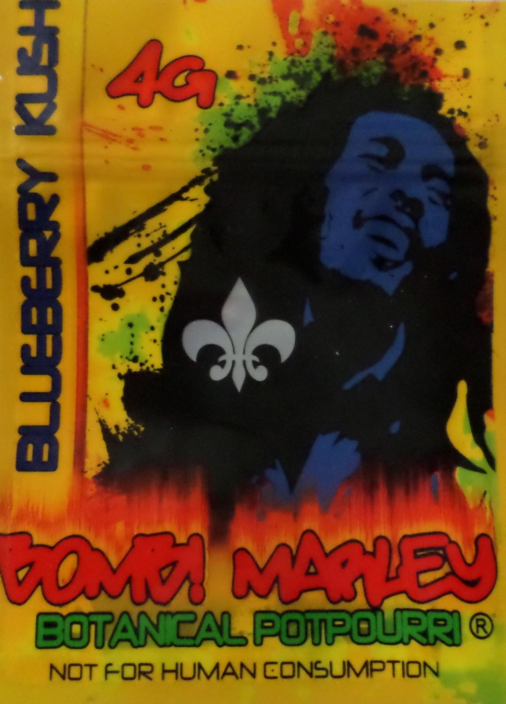 Bomb Marley 4g incense