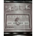 XXX Platinum 10g incense 3x pack