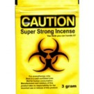 Caution herbal incense 3G