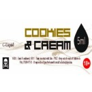 C-Liquid Cookies and Cream 5ml