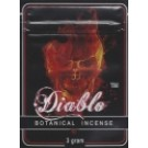 Diablo herbal incense 6x pack