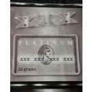 XXX Platinum 10g incense